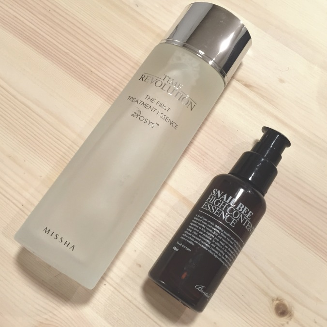 missha time revolution first treatment essence benton benton snail bee high content essence